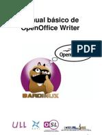 Manual Basico Oowriter