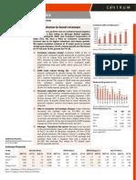 Logistics Sector Q4FY11 Result Preview - Centrum - 08042011