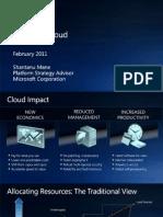 India Tour Microsoft CloudCamp