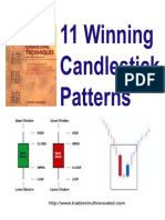 11 Winning Candlestick Patterns Part 1-C