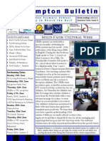 Issue 6 Newsletter Checkers
