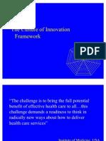 Culture of Innovation Framework April2004