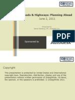 Ce News Planning Ahead 06022011 Final