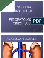 FIZIOLOGIA RINICHIULUI