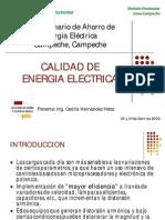 CFE Calidad de Energía Eléctrica