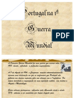 Participação Portuguesa na 1ª Guerra Mundial