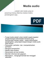 slide Media Audio