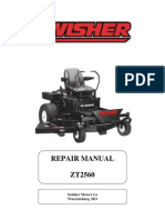ZT2560 Repair Manual