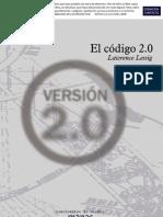 Código 2.0 (Lessig)