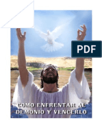 Libro Como Enfrentar Al Demonio y Vencerlo