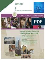 2011 4 8 Forum Brochure
