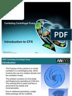 CFX Intro 12.0 WS5 Centrifugal Pump[1]