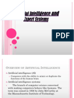 Expert Systems and AI