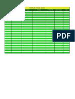 Planilha Controle Entrada 2011