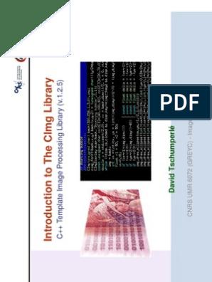 Cimg Library Dev C++