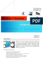 MYZEAL IT Solutions - Offshore IT, Software Web Development Services