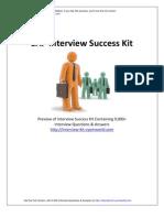 SAP Interview Success Kit[1]