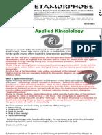 Applied Kinesiology Fr Clemens Pilar 11