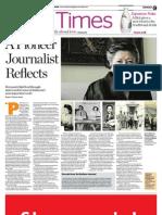 Herawati Diah, pioneer journalist