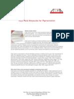 Kojic Acid Ampoules for Pigmentation