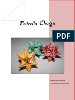 Origami 1 - Estrella Omega