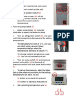 Vacum Rotary Evaporator User Guide