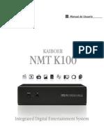 K100 Manual ES