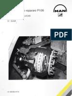 Reparatii P106 - Frana Cu Discuri LUCAS