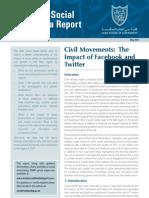 Arab Social Media Report - 2