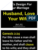 05-08-2011 Husbands Love Your Wives