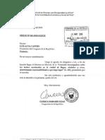 Informe Bagua Comisión Lombardi