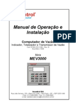 Manual or de Vazao