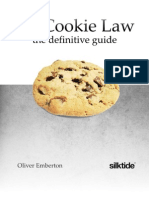 EU Cookie Law - the definitive guide