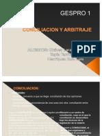 Expo Sic Ion Conciliacion y Arbitraje