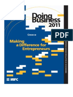 Doing Business Greece 2011