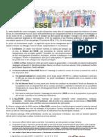 Presentation Courte Plan ESSE