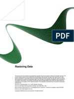 ENU 6127 Restoring Data