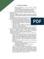 Formato Del Informe de Auditoria de Sistemas