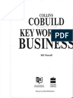 Mascull Bill Key Words in Business