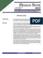 AVR Boot Loader