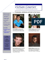 First Christian Courier-May 28, 2011