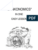 Cook - Bankonomics in One Easy Lesson - Explained by the Class a Directors of the Federal Reserve Banks (1983)