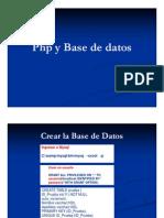 Programacion Con Php Con Base de Datos