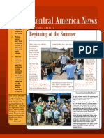 Newsletter May 2011