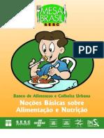 cartilha06 - alimentação  e nutrição