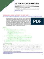 Catholic Ashrams Summary by Maria Laura Pio