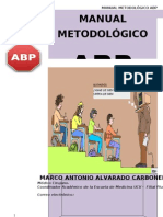 MANUAL METODOLÓGICO ABP