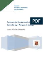 Conceptos de Contratos de Trabajo