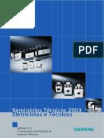 Coordenação de partidas de motores elétricos