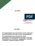 As IPSS
